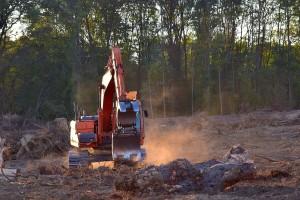 Zaustavili Teslu u seči šume na mestu gde je planirana gradnja fabrike automobila