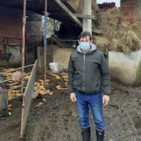 Ivo Bradarić: Samo da mi je obnoviti štalu i svinjac i vratiti životinje na gospodarstvo