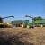 Priprema kombajna za ubiranje kukuruza
