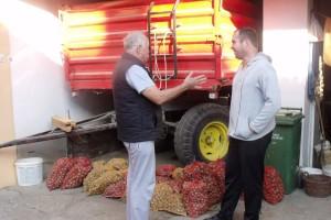 Sjetva pšenice otežana, ali obitelj Mesaroš uspjela je sve obaviti zahvaljujući novoj mehanizaciji