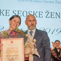 Svetlana Bastalić ovogodišnja je najuzornija hrvatska seoska žena