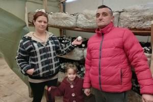 Šakanovići ustrajali u proizvodnji šampinjona - danas su uspješni