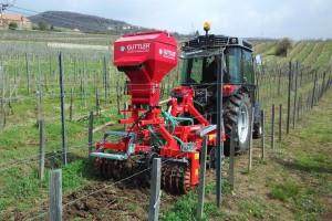 Güttler predstavio revolucionarni Green menadžer vinogradarski kultivator