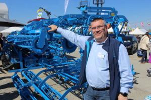 Slavko Kralj: Na jesen stiže novi plug Juwel 10 za snažne  traktore