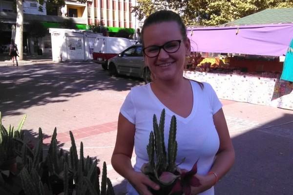 Otac i ćerka najveći proizvođači kaktusa u Vrbasu