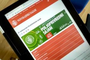 Virtuelni Poljoprivredni sajam u Novom Sadu: Šta mogu da očekuju izlagači i kupci?