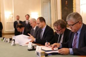 Slavonske županije po razvijenosti su ispod razine EU - sporazumom pet županija radit će se na razvoju istoka Hrvatske