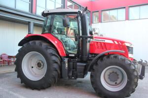 Najjači četverocilindrični traktor na svijetu, MF 6718 S Dyna-VT Exclusive