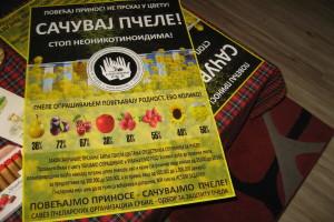 Slab odziv za peticiju da se zaštite pčele Srbije