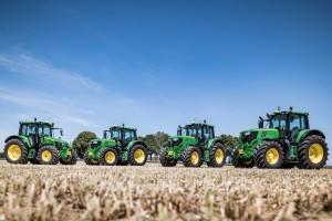 Novi John Deere traktori serije 6M: naručite od kraja rujna kod ovlaštenog distributera!