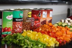 Svježe, zamrznute ili konzervirane namirnice: Koje su hranjivije?