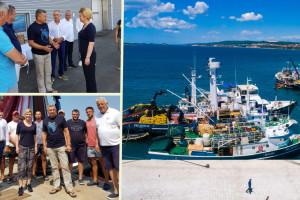 Predsjednica Kolinda na Gotovininu ribogojilištu: stvorio više od 100 radnih mjesta