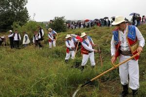 Održana 47. kosidba na Rajcu - učesnika bilo iz čitavog sveta