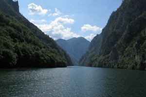 Krstarenje kroz kanjon reke Drine