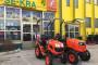 Maleni u građi, ali veliki u snazi - Kubota traktori B20!