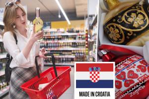 Želim da moj božićni poklon bude iz Hrvatske! A ti?