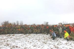 Oko 500 lovaca odazvalo se na hajku Grabovica