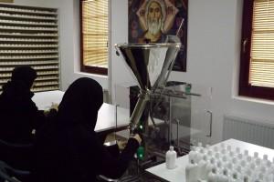 Monahinje manastira Sveti Stefan čuvaju svetinju i prave meleme