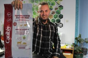Iz Rakitovice za zapadna tržišta - Canibis, prva hrvatska suha hrana za pse