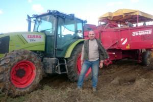 Damir Mesarić: Nakon proizvođača jabuka, mlijeka, mesa, sada smo i mi, proizvođači krumpira, u bezizlaznom položaju