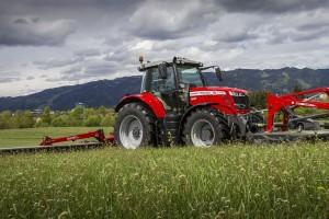 Serija traktora MF 6700 S proglašena za mašinu 2020. godine