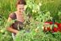 U Milkinom vrtu raste marakuja, batat, kurkuma i jam