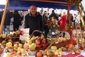 Mirko Veić među više od 300 sorti jabuka uspješno uzgojio i japanski kaki