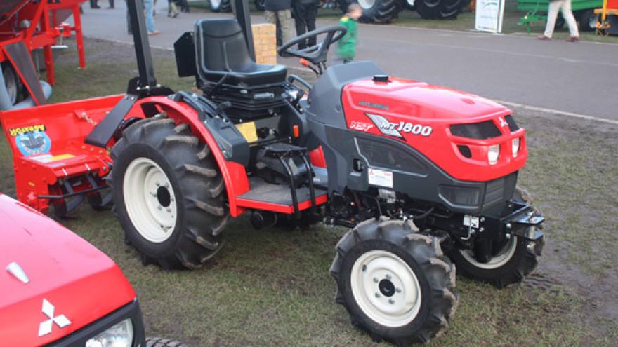 Traktor Mitsubishi MT 1800 - Ratarstvo | Agroklub.com