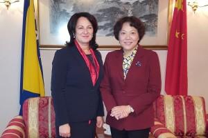 Dalfina Bošnjak: Partnerstvo s NR Kinom jača poziciju Mostarskog sajma u ovom dijelu Europe