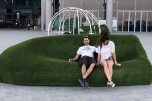 Noviteti: Dizajn 21. stoljeća  za vrtne klupe