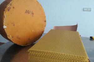 Loznica: Proizvodnja satnih osnova od čistog voska