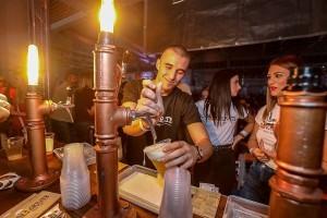 Novosadski Oktoberfest okupio ljubitelje piva, dobre atmosfere i muzike