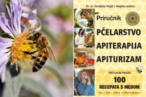 Objavljena nova knjiga o pčelarstvu sa 100 recepata - darujemo tri komada!