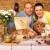 Mladi magistri, Ivan i Jelena, preko tjedna rade u metropoli, vikendom šire obiteljski posao s lješnjakom