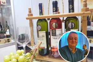 Dragan Pajić na djedovini podigao vinograd - danas ima vrhunska vina