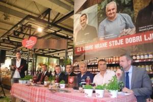 Peter Duffy: Kada idem u kupovinu nastojim da kupujem proizvode iz Bosne i Hercegovine