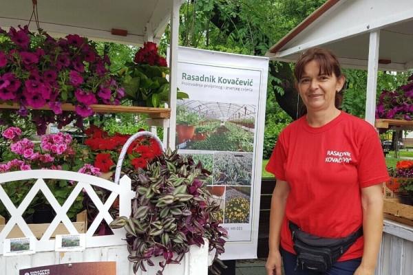 Kovačevići prepoznali potencijal cvjećarstva: To nije samo ukras već i izvor prihoda