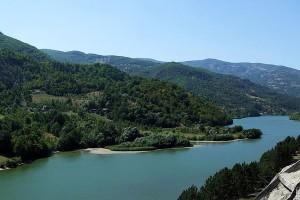 Potpećko jezero: Turističko-ribolovni kamp podstiče aktivni turizam