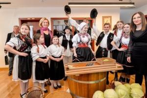 Zelje na veselje, ukoričena autohtona kulinarska baština u čast Varaždinskog kupusa