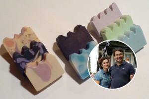 Inženjeri Bojana i Zdravko svoju ljubav pronašli u izradi prirodnih sapuna za tijelo i kosu