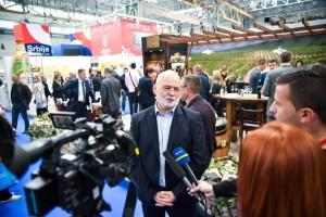 U susret Mostarskom sajmu, Bernard Kozina: BiH ima priliku da izvozi vina na kinesko tržište