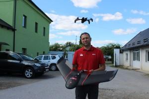 Kroz EU projekt dronovima nadziru stanje baranjskih šuma