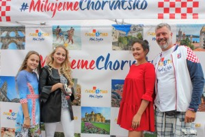 Uoči nogometne utakmice u Trnavi promocija Hrvatske i hrvatskog turizma