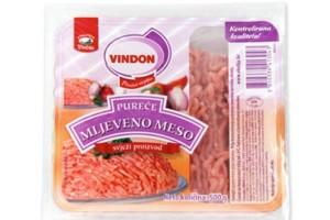 Zbog salmonele s tržišta povučeno mljeveno pureće meso Vindon