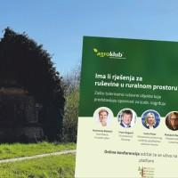 Sudjelujte u raspravi o napuštenim objektima u ruralnom prostoru