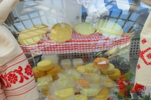 17. Gospodarski sajam - sajam sira Grubišno polje