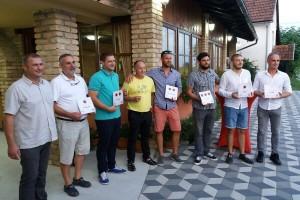 Šest moslavačkih vinara prvi u Hrvatskojdobili nagrade za razvoj vinskog turizma