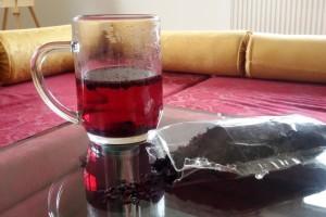 Čaj koji se pije i jede, za dupli efekat