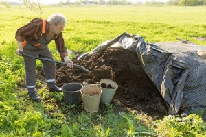 Oslonac u proizvodnji bezbedne hrane čine organska đubriva