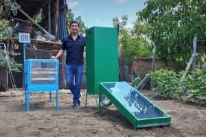 Mladi inženjeri razvili solarnu sušaru za voće i povrće